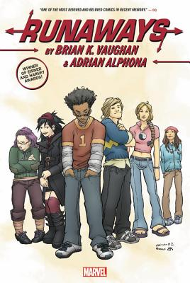 Runaways by Brian K. Vaughan & Adrian Alphona Omnibus cover image