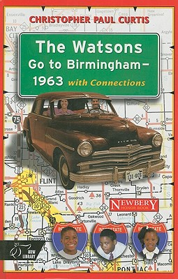 The Watsons Go to Birmingham-1963 Cover Image