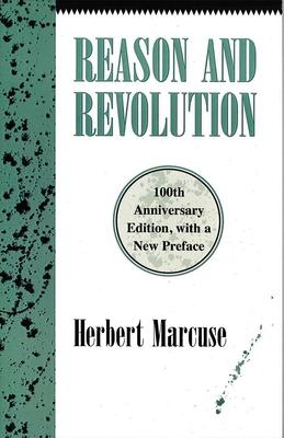 Reason and Revolution/Anniv Edition Cover