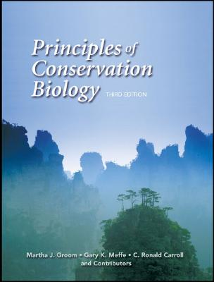 Principles of Conservation Biology Cover Image