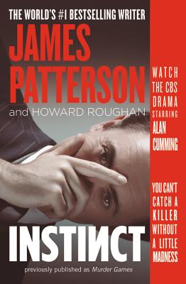 Instinct (Murder Games) cover image