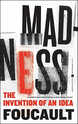 Madness: The Invention of an Idea (Harper Perennial Modern Thought) Cover Image