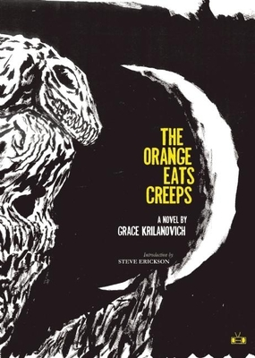 The Orange Eats Creeps Cover Image
