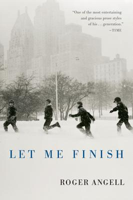 Let Me Finish Cover Image