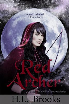 Red Archer: Book Two of the Red August Series Cover Image