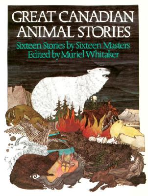 Great Canadian Animal Stories Cover Image