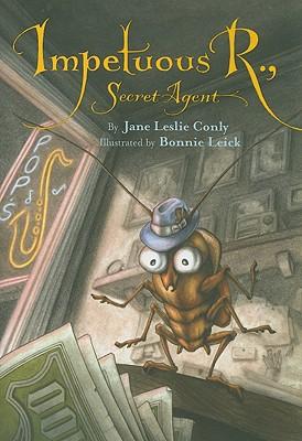 Impetuous R., Secret Agent Cover
