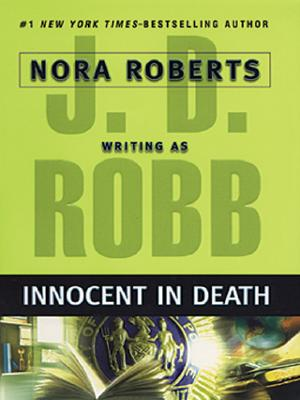 Innocent in Death (Thorndike Paperback Bestsellers) Cover Image