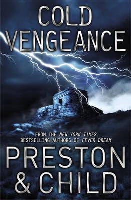 Cold Vengeance: An Agent Pendergast Novel Cover Image