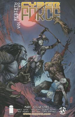 Cover for Cyber Force