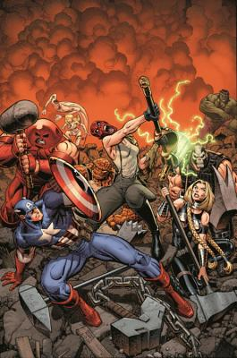 Fear Itself: The Fearless - Volume 1 Cover Image