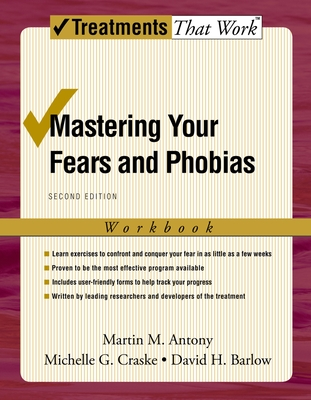Mastering Your Fears and Phobias Cover
