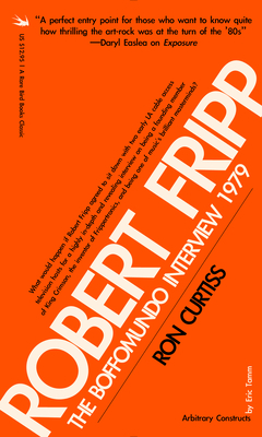 Cover for Robert Fripp