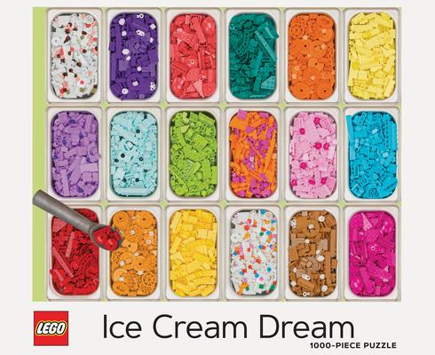 LEGO Ice Cream Dream Puzzle Cover Image