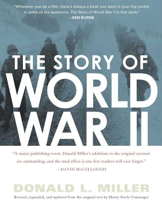 The Story of World War II Cover