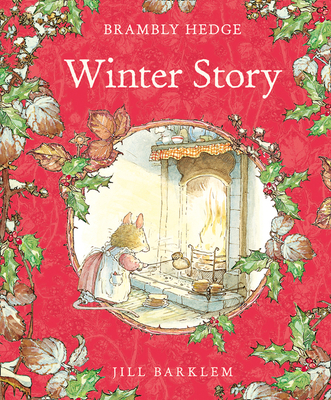 Winter Story (Brambly Hedge) Cover Image