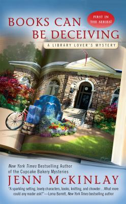Books Can Be Deceiving (A Library Lover's Mystery #1) Cover Image