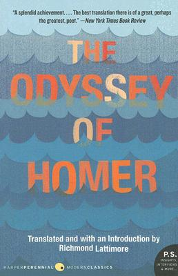 The Odyssey of Homer Cover Image