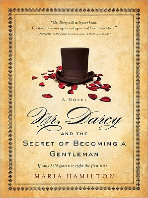 Mr. Darcy and the Secret of Becoming a Gentleman Cover