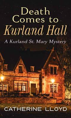 Cover for Death Comes to Kurland Hall