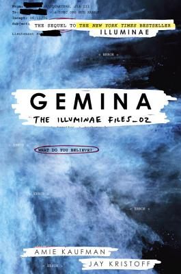 Gemina (The Illuminae Files #2) Cover Image