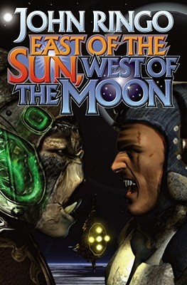 Cover for East of the Sun, West of the Moon ( Council Wars  #4)