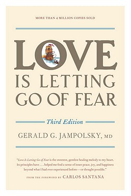 Love Is Letting Go of Fear Cover