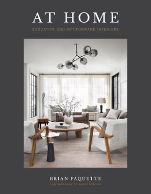 At Home: Evocative & Art-Forward Interiors Cover Image