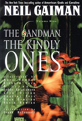 The Kindly Ones Cover Image