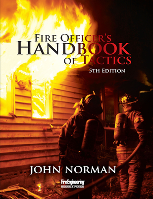 Fire Officer's Handbook of Tactics Cover Image