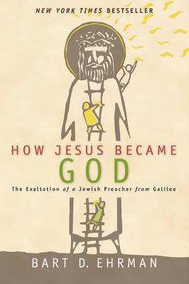How Jesus Became God Cover