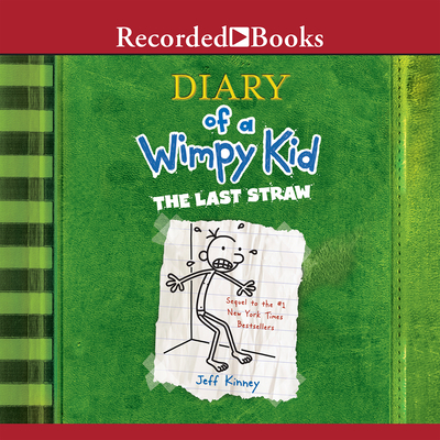 Diary of a Wimpy Kid: The Last Straw Cover Image