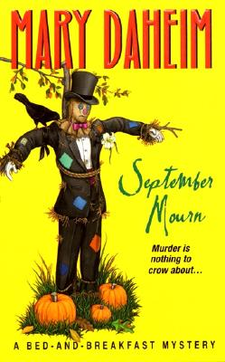 September Mourn: A Bed-And-Breakfast Mystery Cover Image