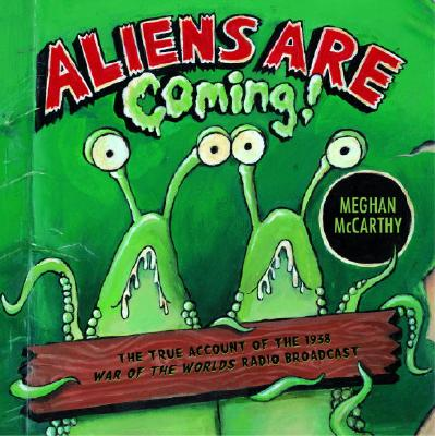Aliens Are Coming! Cover