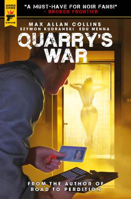 Quarry's War Cover Image