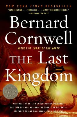 The Last Kingdom (Saxon Tales #1) Cover Image