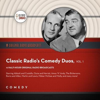 Classic Radio's Comedy Duos, Vol. 1 Lib/E Cover Image