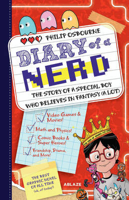 Diary of a Nerd Vol 1 Cover Image