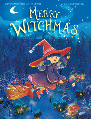 Merry Witchmas Cover Image