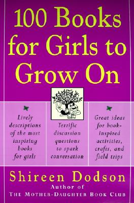 100 Books for Girls to Grow on Cover Image