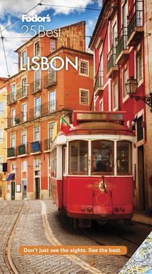 Fodor's Lisbon 25 Best (Full-Color Travel Guide) Cover Image