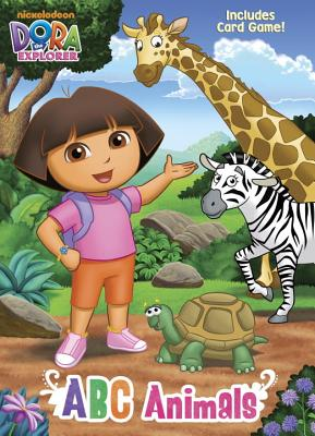 ABC Animals (Dora the Explorer) Cover Image
