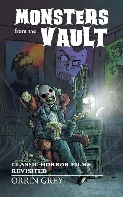 Cover for Monsters from the Vault