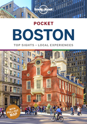 Lonely Planet Pocket Boston (Travel Guide) Cover Image