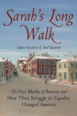 Sarah's Long Walk Cover