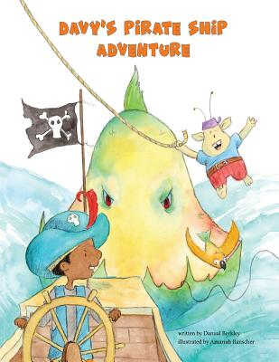 Davy's Pirate Ship Adventure Cover Image