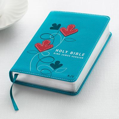 KJV Pocket Edition: Turquoise Cover Image