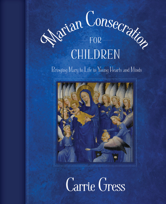 Marian Consecration for Children cover