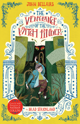 Cover for The Vengeance of the Witch Finder (The House with a Clock in Its Walls #5)