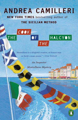 The Cook of the Halcyon (An Inspector Montalbano Mystery #27) Cover Image